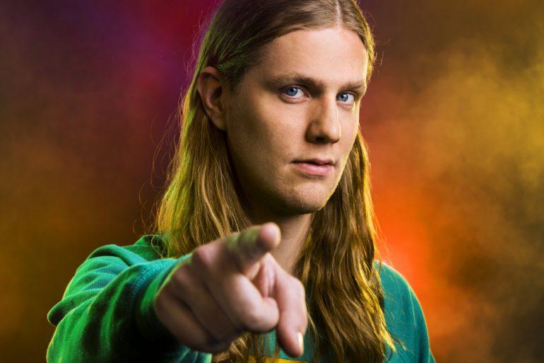 Daði og Gagnamagnið IJsland Think About Thinks Viral 2021 2020 Songfestival persfoto