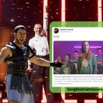 Daði og Gagnamagnið (Russell Crowe) en The Roop (TikTok, Spotify) gaan viral