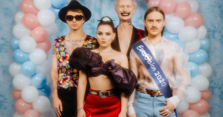 Little Big Rusland Eurovisie Songfestival 2021