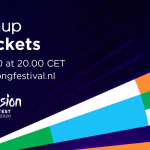 Tickets Songfestival 2020