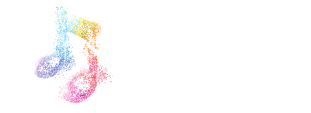 Logo songfestivalnieuws.nl wit